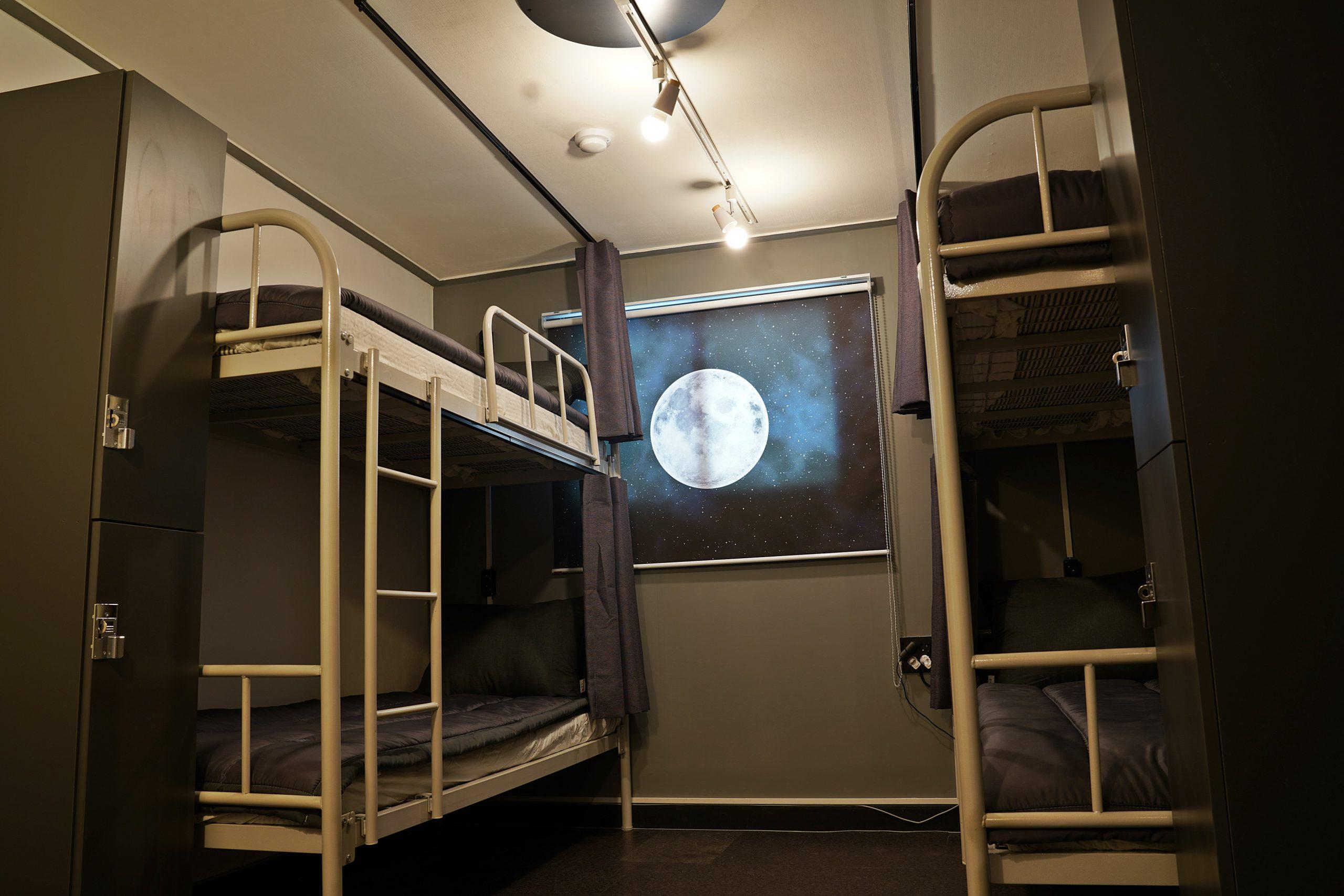 dormitory, apollo guesthouse