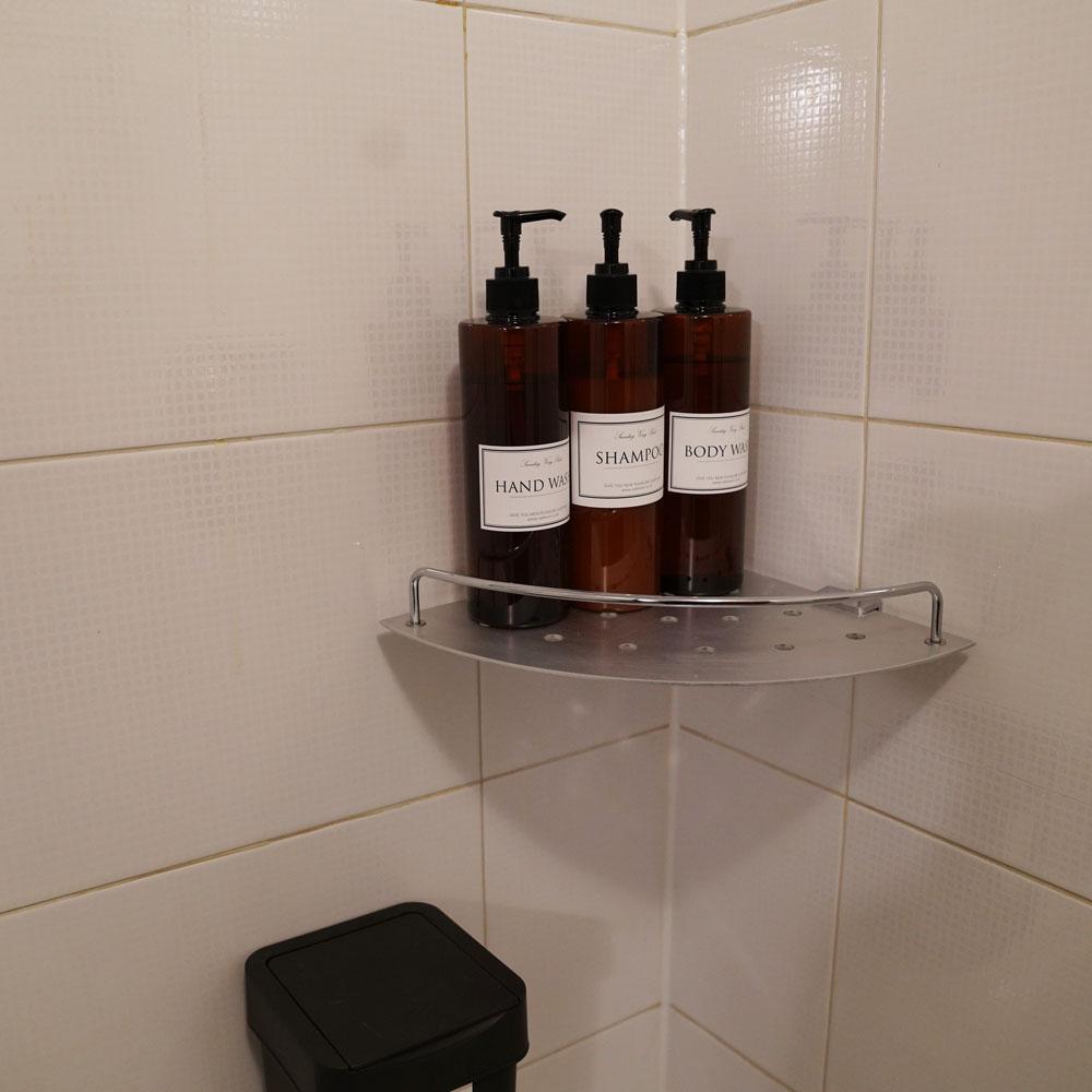 apollo guesthouse free shampoo